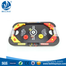 2-in-1 Kids Soccer Puck Hockey Game Children