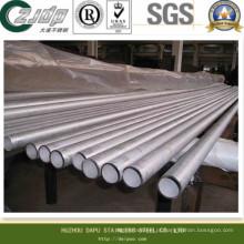 Tubulação sem emenda de aço inoxidável ASTM 304 316