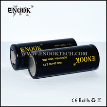 Batterie Li-ion Enook 26650 cellules 5000mAh