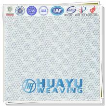 YD-3823, tecido de malha sanduíche de poliéster para calçados esportivos