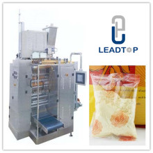 Multi-Lines Four Side Sealing Sachet Powder Machine