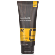 High Quality SPF 50 Face Shield Sun Protection Sunscreen Lotion