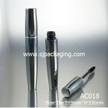 Leere Aluminium Wimperntusche Flasche