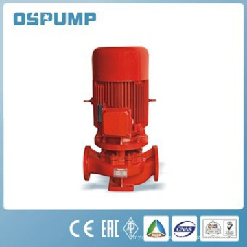 XBD - L series vertical single stage fire pump