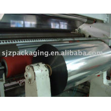 Vaccum metallized CPP film