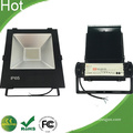 200W Meanwell Driver Samsung LED Black Floodlight with Cooling Rebreather