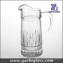 1.6L Palace Design Glass Pitcher