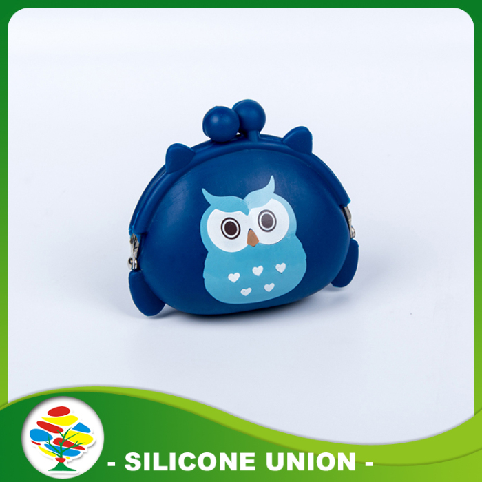 Silicone Animal Coin Purse