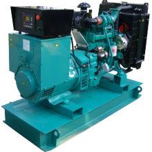 120kva Cummins tipo abierto sistema de generación Diesel