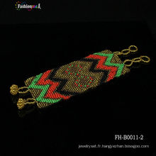 exquises compétences d'artisanat enveloppement bracelet