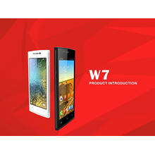 "4.5"" IPS Quad-Core Smart Phone with Dual SIM Cards 1600mAh"