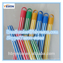garden broom pvc color woodenstick