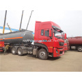 Dongfeng 6x4 tractor to deliver semi trailer
