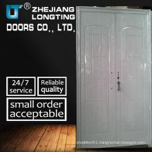 Popular Style Steel Security Double Door