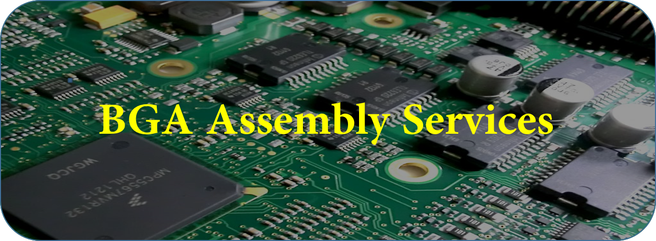 BGA Assembly Services