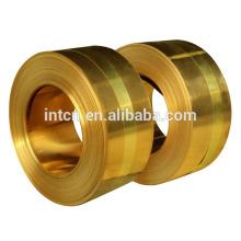 copper Minerals Metallurgy high light brass strips CuZn35 CuZn36