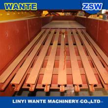 Mécanisme d'alimentation vibrante à charbon à usage minéral Distributeur de pierres vibrantes ZSW1142 Machine de traitement des aliments