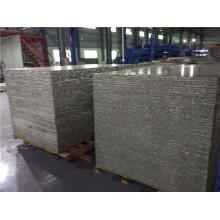 Panneaux en nid d'abeille en aluminium 4X8 'pour Stone Composite