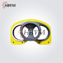 IHI Concrete Pump Wear Plate And Cut Ring