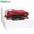 FREESUB Máquina de impresión de prensa de calor Haga su propia caja de teléfono
