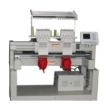 Machine de broderie à 2 têtes 9 couleurs