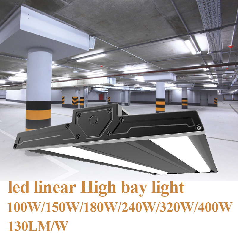 19500LM 150W LED Linjär High Bay