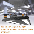 320W hög lumen LED linjär High Bay ljus