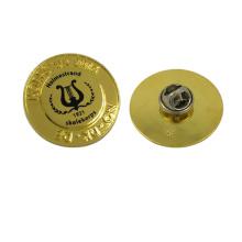 Souvenir Artikel Benutzerdefinierte Metall Company Logo Pin Badge