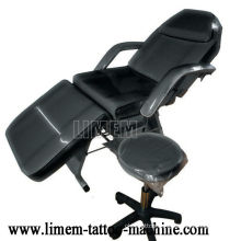 Hot sale adjustable tattoo furniture tattoo bed professinal tattoo chair