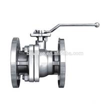 BGQ41/47 Series flange ball valve