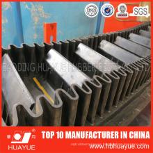Corrugated Sidewall Conveyor Belt, Cleats Conveyor Belt