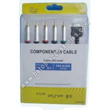 1.8m Length PSP GO Component AV Cable (Silver)