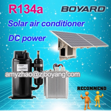electric car air conditioning system 48v solar air conditioning system with boyard 48v compressor