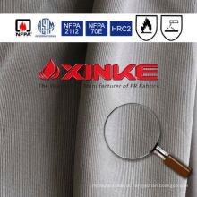 Tecido resistente à chama de nylon de algodão de primeira classe com baixo teor de fomaldeído Xinke Protective