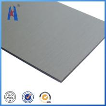 Silber-Aluminium-Verbund-Kunststoff-Panel ACP-Blätter