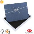 Papel criativo impresso embalagem caixa de presente de papelão