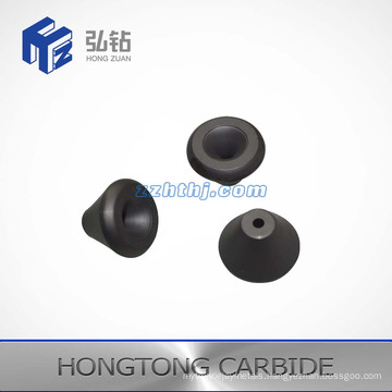 Customzied Tungsten Carbide Nozzle Caps