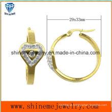 Jóias Shineme Jóias de alta qualidade com bom preço em ouro com CZ