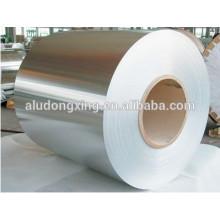 Bobina de alumínio para material de corpo de lâmpada