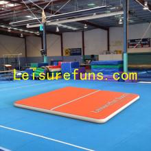 inflatable gym mats