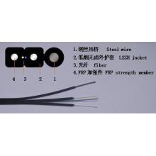 1 câble de dérivation G657A FTTH pour extérieur