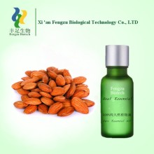 100% pure natural sweet almond essential oil /Food Grade natural health care oil / Free sample