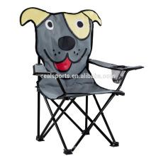 Niceway tendência bonito crianças diretor cadeira dobrável cadeira de praia para crianças