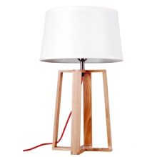 Modern Interior Cross Shape Table Lighting by Wood (LBMT-LD)