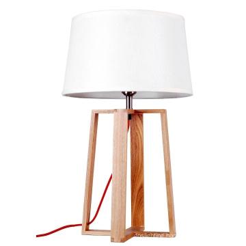 Modern Interior Cross Shape Table Lighting by Wood (LBMT-LD)