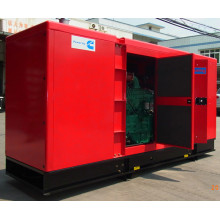 150kVA/120kw AC Three Phase Water Cooling Diesel Cummins Soundproof Genset