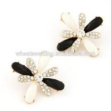 Mode Großhandel billig Blume Ohrringe