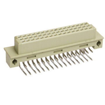DIN41612 الزاوية اليمنى FemaleType Half R Connectors
