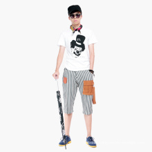 2015 Summer New Style Custom O-Neck 180GSM T-Shirts Men