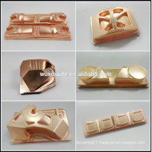 customized brass precision cnc machining,custom brass CNC lathe parts, cnc machining brass custom products